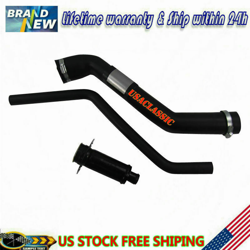 Gas Fuel Tank Filler Neck Hose Pipe for 90-97 Ford Ranger Mazda 2.3L 4.0L