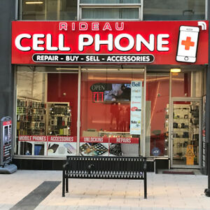 "CELL PHONE STORE: REPAIRS / UNLOCKING ""EXPRESS SERVICES""!"
