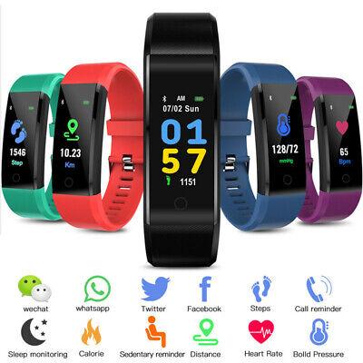 Brand New Fit**bit StyIe Sports Waterproof Fitness Activity Tracker Smart Watch  (New Activities)
