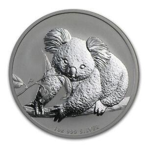 Pièce en argent/silver bullion Koala 2010  1 oz