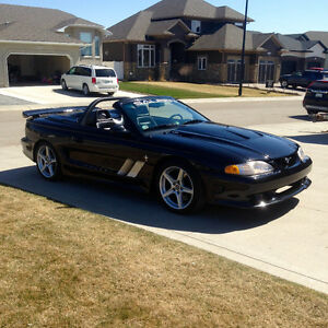 1995 Ford Mustang S-351 Saleen Speedster Convertible