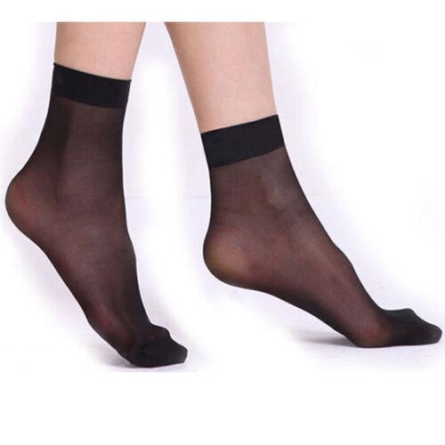 Frauen ultra dünne elastische Nylon kurze Strümpfe Knöchel Low Cut Socken best