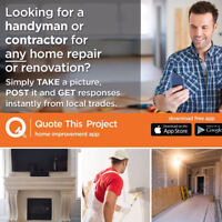 need a carpenter at the click of a button