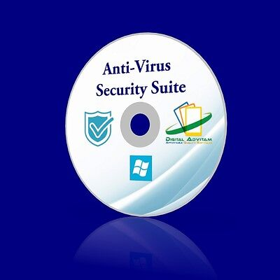 2017 Anti Virus Suite Malware Spyware Virus Removal Microsoft Windows 10