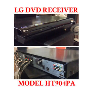 LG DVD RECEIVER FOR SALE!