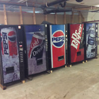 Vending machine repairs and services