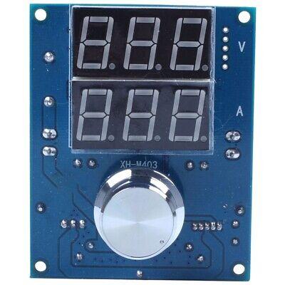 Xh-m403 Dc-dc Digital Voltage Regulator Buck Power Supply Module 5-36v To O5r5