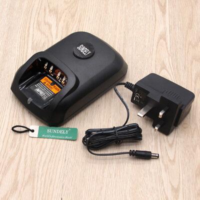 Li-ion Charger Dock Motorola RadioDR3000, DP3400, DP3401, DP3600, DP3601