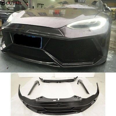Tesla Model S Z-Art Body Kit