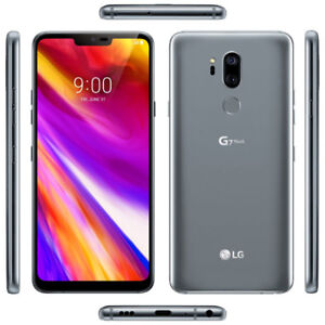 ✳BNIB LG G7 ThinQ Platinum Grey✳