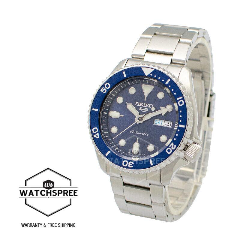 Seiko 5 Sports Automatic Watch SRPD51K1