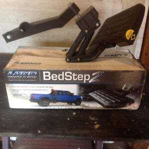 Lund Truck Bed Steps - new - for Chev Silverauto 1500