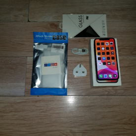 Iphone X Bundle Unlocked 64GB White I Phone X Ten
