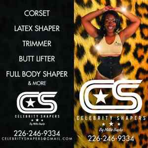 Celebrity Shapers Waist Trimmers (Waist Trainers) Windsor Region Ontario image 1