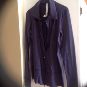 Lululemon brand new jacket (Asana jacket ) navy