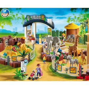 - PLAYMOBIL: Zoo, animaux, safari