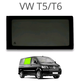Used Right Fixed Window VW T5 / T6 for Sliding Door