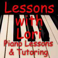 Piano Lessons: My home or yours!