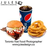 Toronto Food Photography - In-studio or On-location