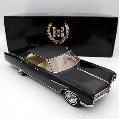 1/18 BOS Models Buick Electra 225 4 door Hardtop 1968 BOS175 Limited Resin Car Buick Electra 225 Car