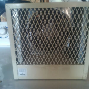 4800W/240V Construction Heater -$50