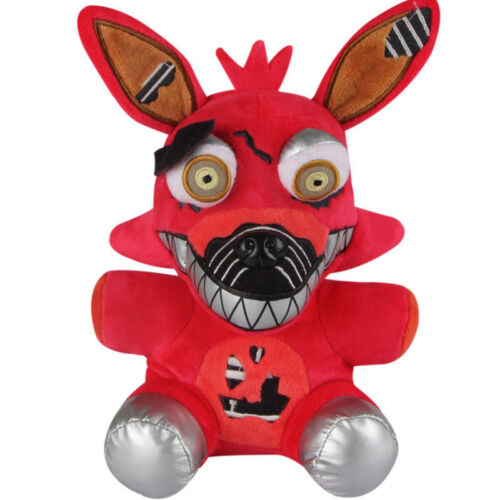 """New Five Nights at Freddy/'s 6/"""" Nightmare Mangle Plush Gift"""