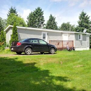 Mini home for sale just outside Sussex, NB