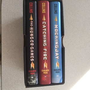 The Hunger Games Trilogy $25.00 Stratford Kitchener Area image 2