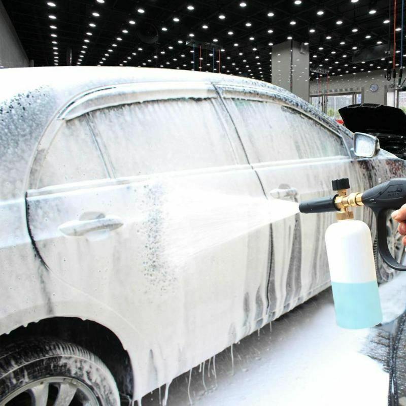 Car Wash Foam Gun High Pressure Washer Foamer Generator Wate