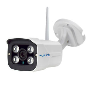 8% OFF! wysLink WWC163S D2A Bullet IP Security Camera