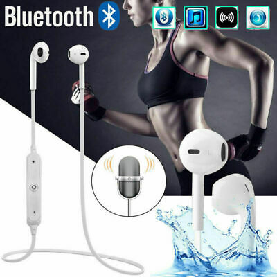 Sports Wireless Bluetooth Earphones Headphones Running for Android All iphone UK