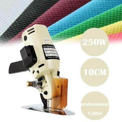Electric Scissors Cloth Cutter Leather Fabric Shear Textile Cutting Machine Saw