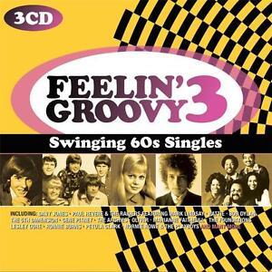 FEELIN' GROOVY VOLUME 3 VARIOUS ARTISTS 3 CD NEW
