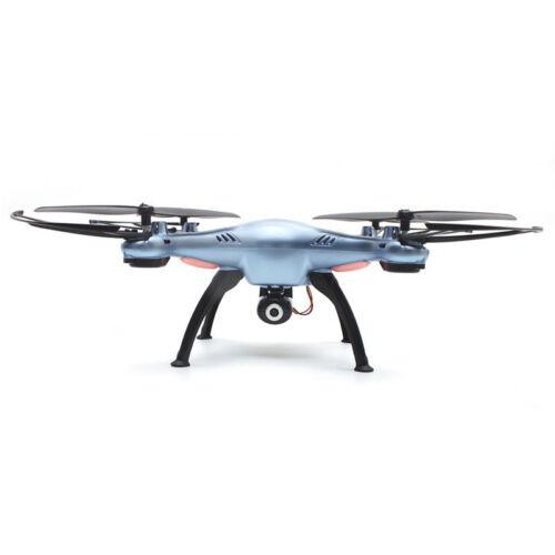 SYMA X5HW Wifi FPV Explorers 2.4Ghz 4CH RC Quadcopter Drone with HD Camera Set