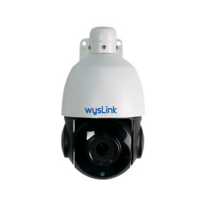 8% OFF! wysLink WZC400 Vandal dome PTZ IP Security Camera