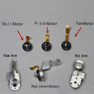 For DJI Phantom 3 Standard Drone Repair Part Gimbal Yaw/R/P Arm+Motor Original