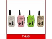 16channel wireless ear walkie talkie 3w YANTON T-M5