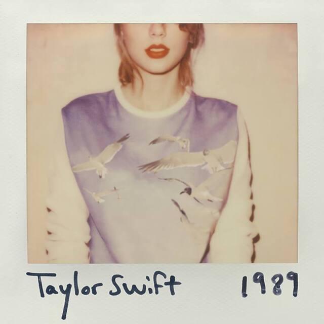 TAYLOR SWIFT 1989 CD 2014 * NEW