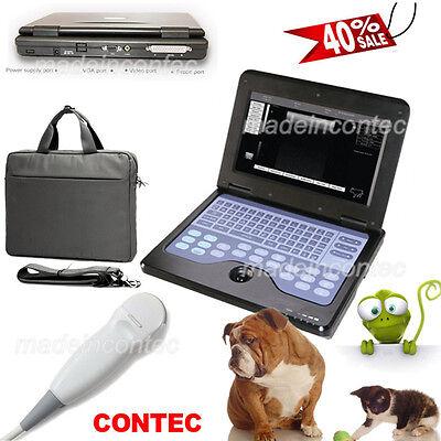 Vet Veterianry B-ultrasound Scanner Laptop Diagnostic Systemscatdogpet Contec