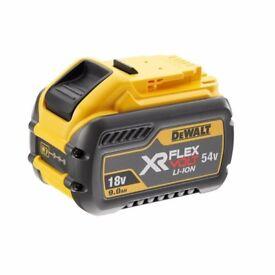 DeWALT DCB547 XR FLEXVOLT Battery 9Ah