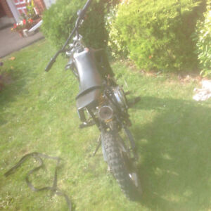 110 cc lincoln  pit bike