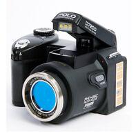 Polo D7200 33mp 4032 X 3024 Palmare Fotocamera Digitale Hd Videocamera + Led Q1q -  - ebay.it