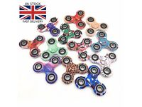 Wholesale Fidget Spinners - Multicolour, Black and White - UK BASED