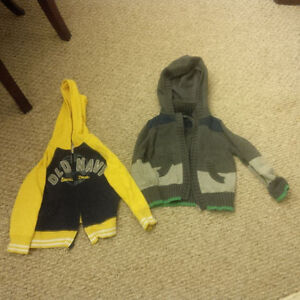 3T Boy's Old Navy Hoodie & Sweater