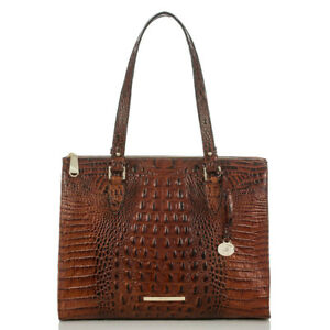 Brahmin Melbourne Anywhere Tote Pecan