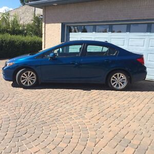 2012 Honda Civic EXL NAVI - Excellent Condition