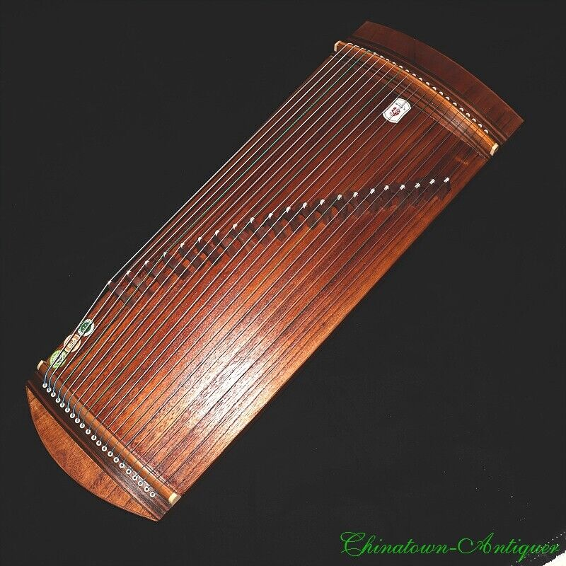 "Child 29"" 21-String Guzheng Portable Chinese Zither Harp Koto Concert Grade#2249"