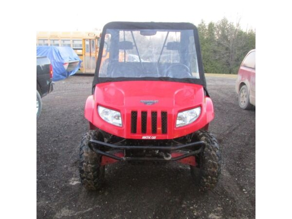 Used 2007 Arctic Cat Prowler 650 H1 XT