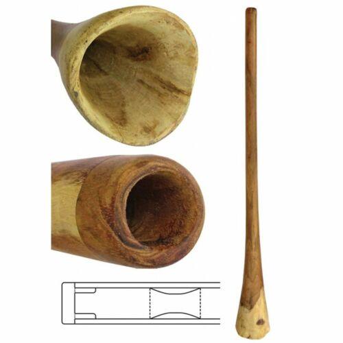 Handmade Didgeridoo Eucalyptus Redwood or Yell 59 inch