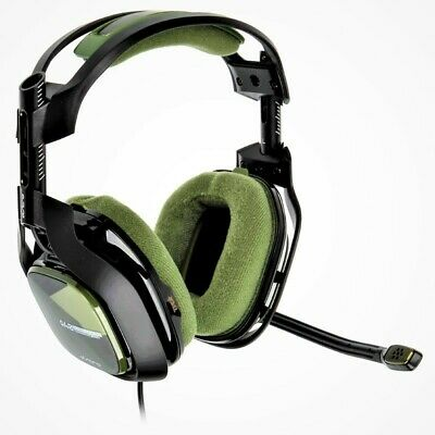 ASTRO A40 Gaming Headset TR for Xbox One PC PS4 Olive Green * Make A Best